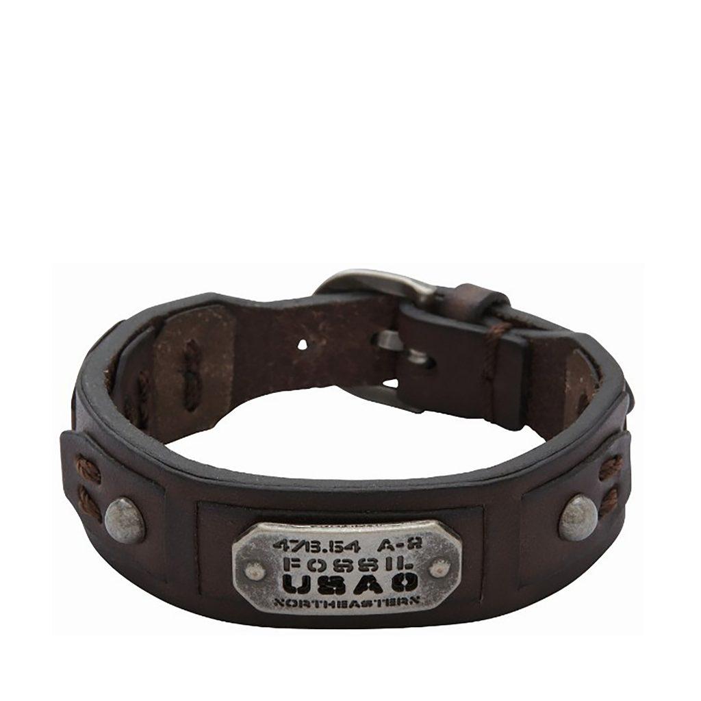 fossil herren armband jf86562040 optik handke. Black Bedroom Furniture Sets. Home Design Ideas